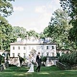 Romantic Manor Elopement