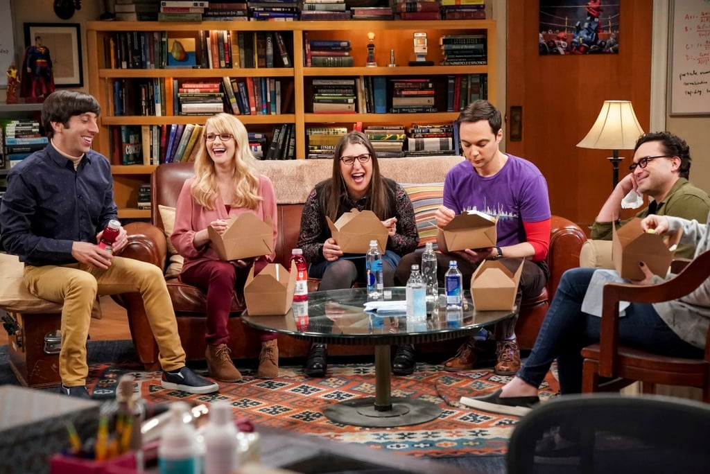 The Big Bang Theory Cast Flash Mob Videos