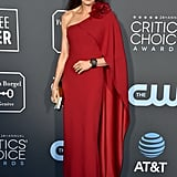 Michelle Yeoh at the 2019 Critics' Choice Awards