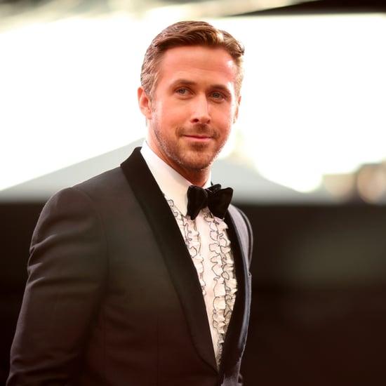 Ryan Gosling Talking About Taking Ballet