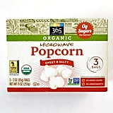 Whole Foods 365 Organic Microwave Popcorn in Sweet & Salty