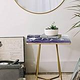 Deny Designs Ultramarine Side Table