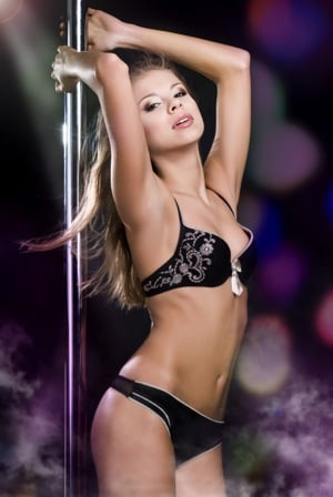 1 in 4 UK Exotic Dancers Have a College Degree
