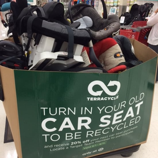 Target Car Seat Trade-In Program 2018
