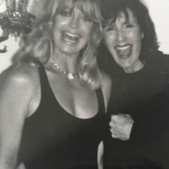 Goldie Hawn's Photo About Her Best Friend's Death