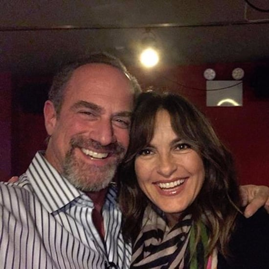 Mariska Hargitay and Christopher Meloni Reunion Photos 2017