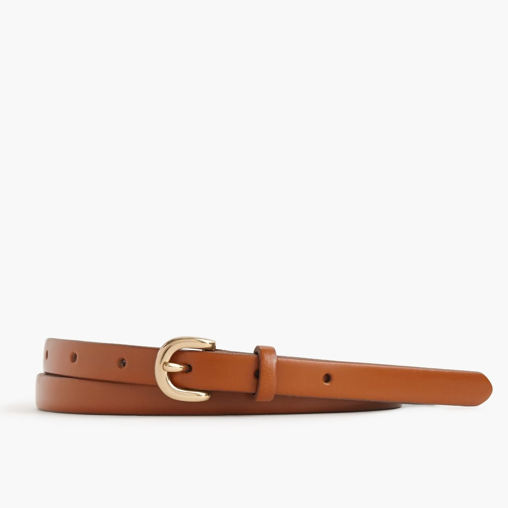 This J.Crew belt ($35) would be a sleek accompaniment to Mom's workwear.