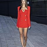 Emily Ratajkowski's Street Style at Milan Fashion Week