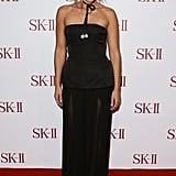 Pip Edwards at the SK-II event in 2012