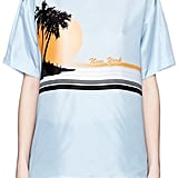 Rag & Bone Vacation-Print T-Shirt