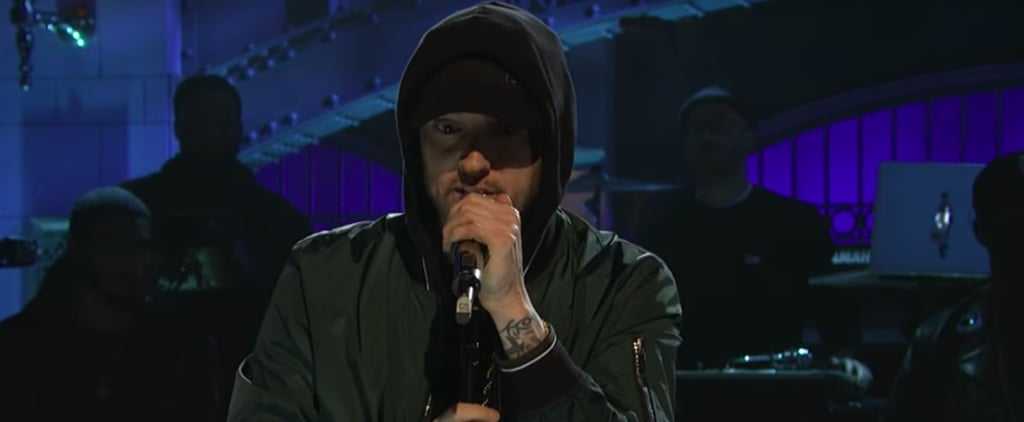 Eminem Performs a Medley of His Hit Songs on SNL, and We Want an Encore