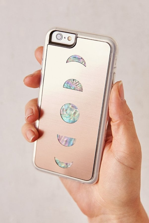 Zero Gravity Rose Gold Moonlight iPhone 6/6s Case ($36)