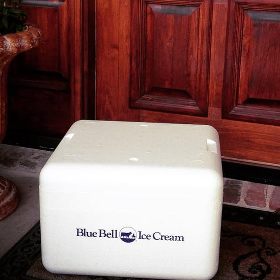 Blue Bell Ice Cream Delivery