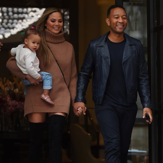 John Legend Talks About Chrissy's Postpartum Depression