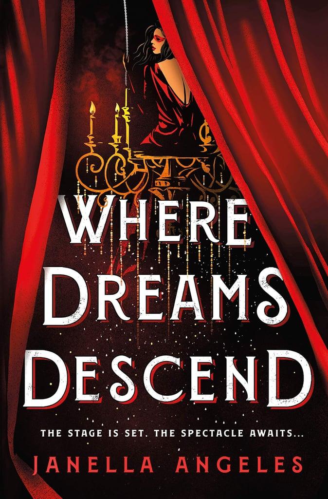 Where Dreams Descend by Janella Angeles