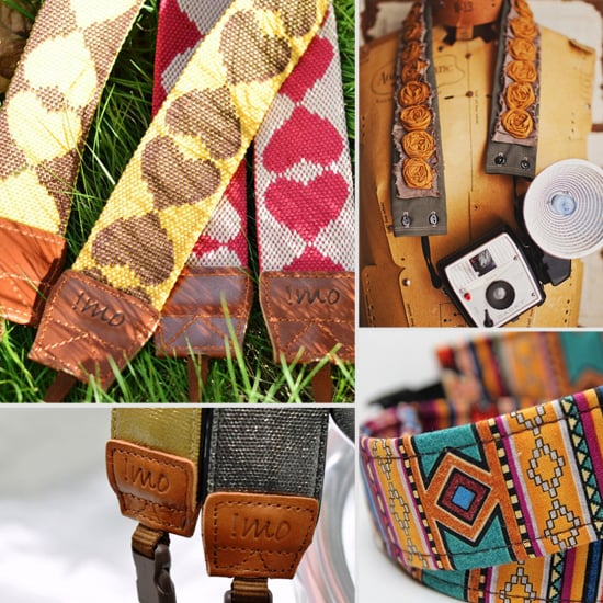 Camera Straps to Layer on For Fall