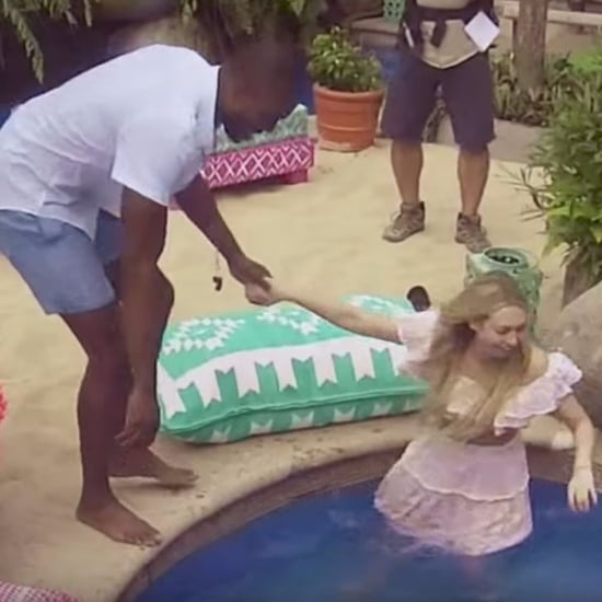 Bachelor in Paradise Footage of Corinne and DeMario