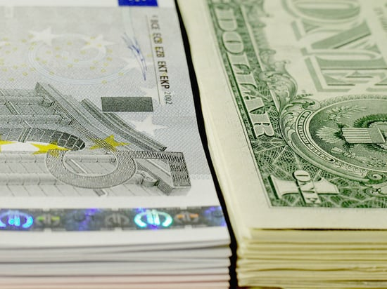 Euros At Record High Against Dollar