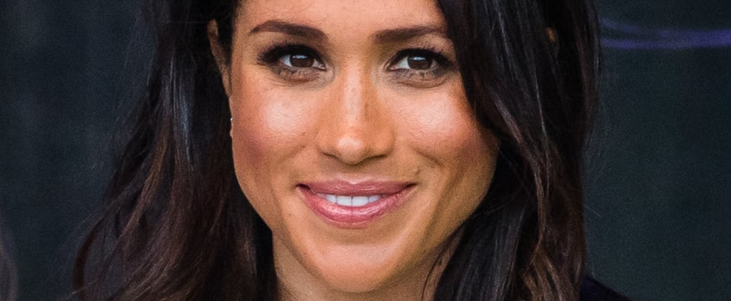Meghan Markle's Baptism Connection With Prince Louis