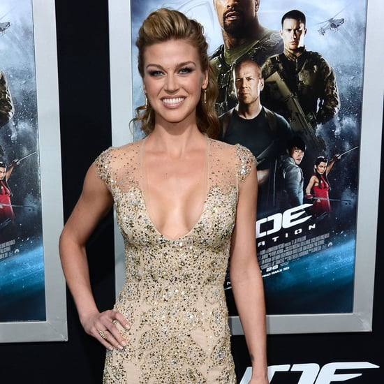 Adrianne Palicki Is Mockingbird on Agents of S.H.I.E.L.D.