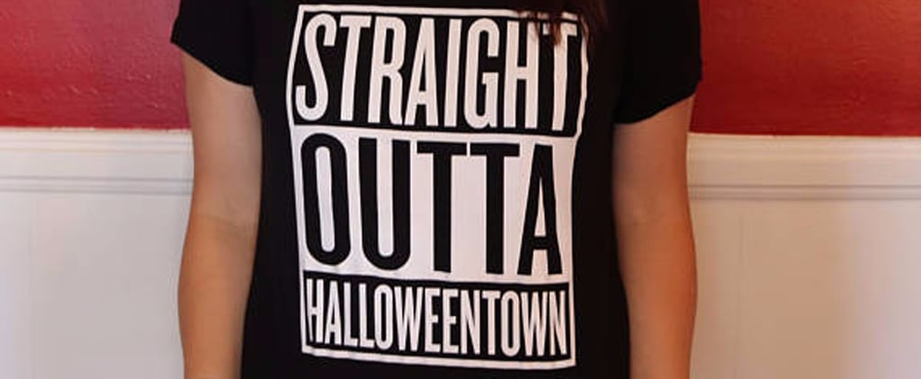 Halloweentown Shirts on Etsy