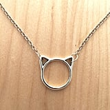 Silver Minimalist Necklace ($9)