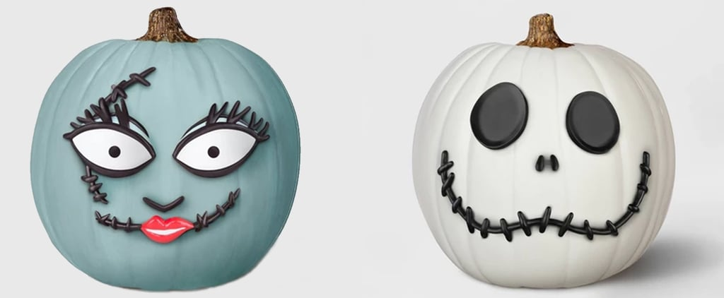 Nightmare Before Christmas Pumpkin Kits From Target