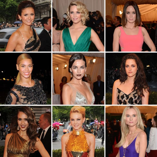 Met Gala 2012 — Who Wore What