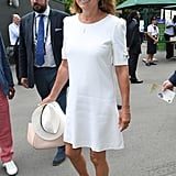 Carole Middleton in July 2019