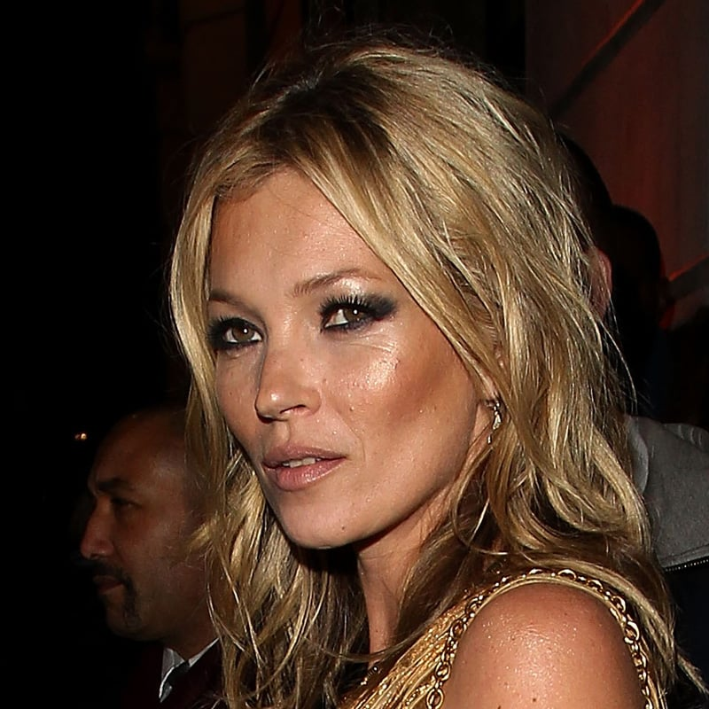 Kate Moss' Sexy Smoky Eye