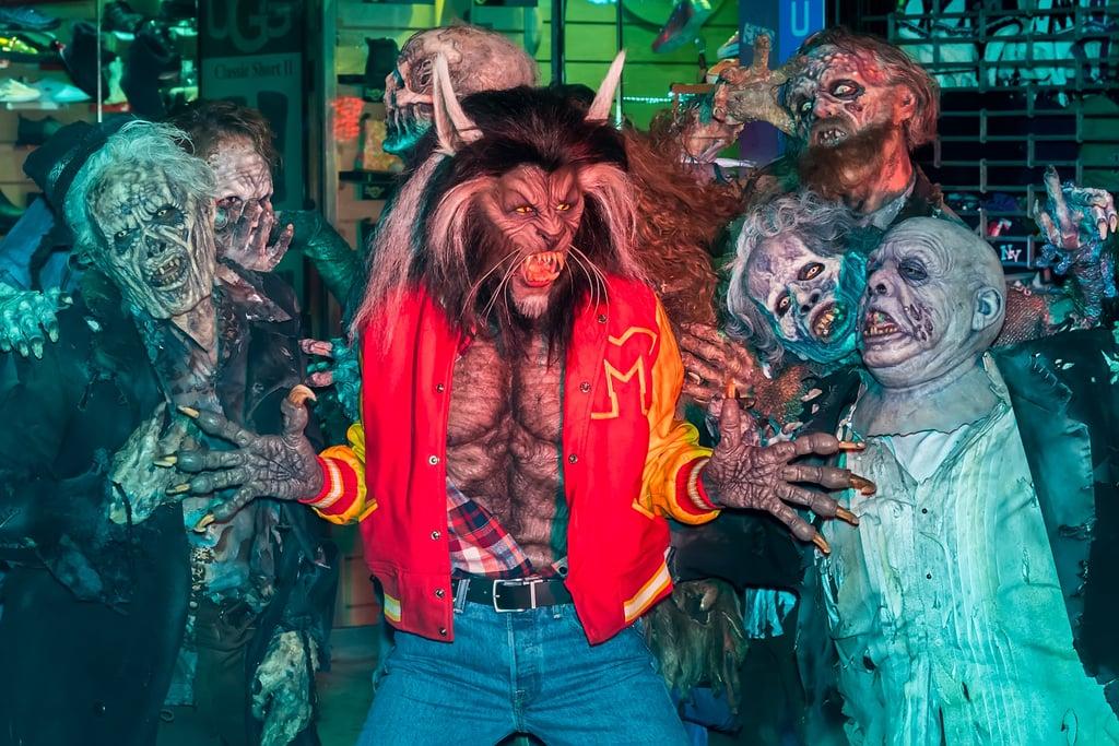 Heidi Klum's Halloween Costume 2017 | POPSUGAR Celebrity