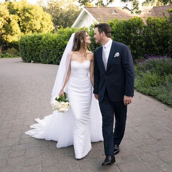 Chris Pratt and Katherine Schwarzenegger Wedding Pictures
