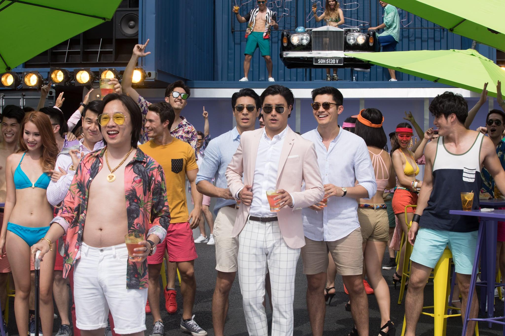 Crazy Rich Asians Movie Review | POPSUGAR Celebrity Australia
