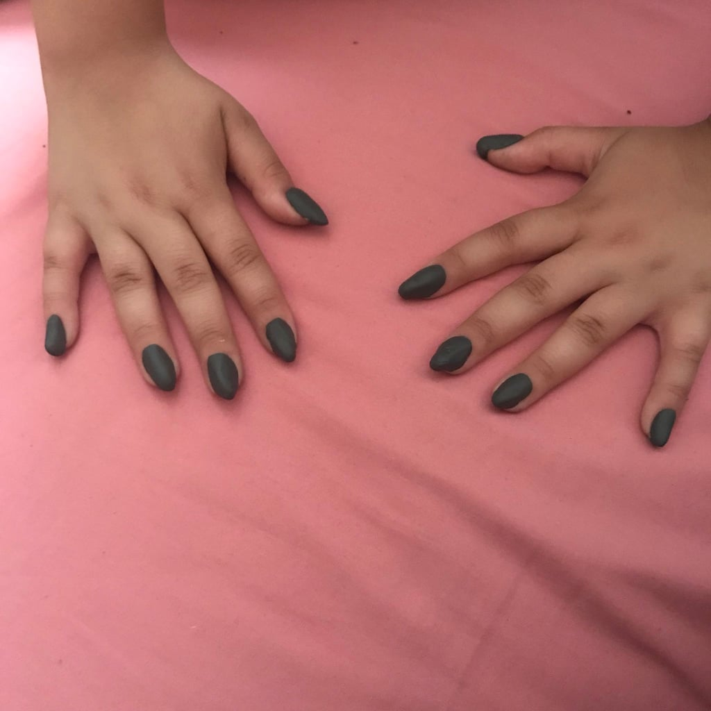 10-Year-Old Makes Press-On Nails Out of Clay