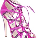 The ultraviolet shade of these sexy, strappy Brian Atwood sandals ($699, originally $1,398) is just the icing on the cake.