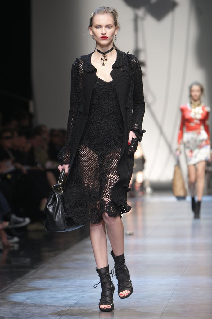 Milan Fashion Week: Dolce & Gabbana Spring 2010
