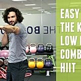Easy on the Kneesy Low Impact Combat HIIT