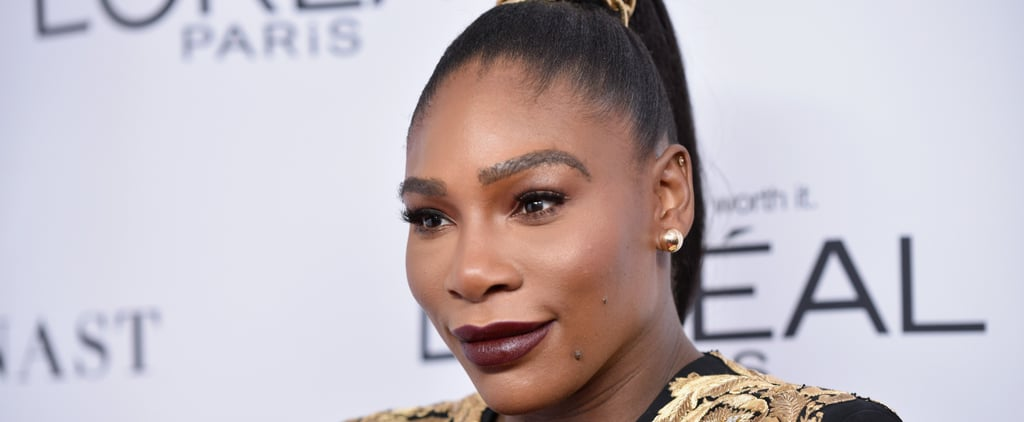 Real-Life Superhero Serena Williams Surprises Young Girls at a Black Panther Screening