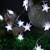 LED Twinkle Star String Lights