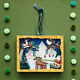 Wonderland Window Box Ornament