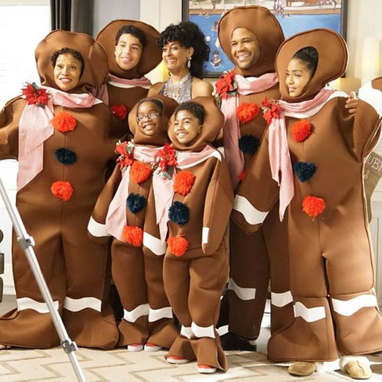 Black-ish Holiday Episode Pictures 2015