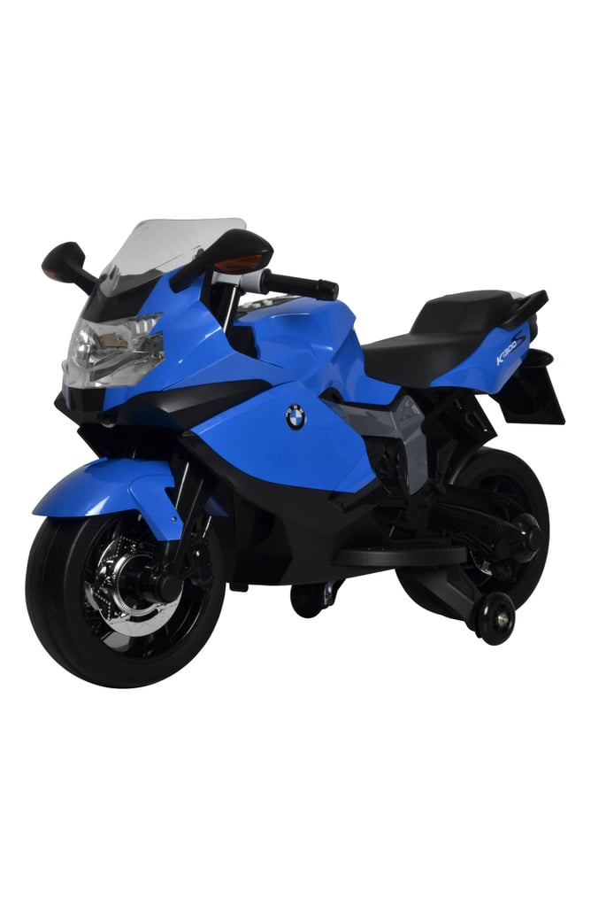 For 3-Year-Olds: BMW Ride-On Toy Motorcycle