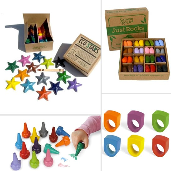 From Rings to Rocks, Fun Crayons For Kids to Color Their Worlds