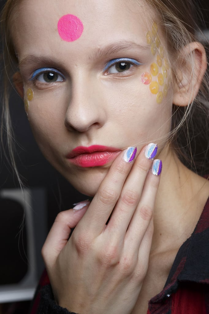 Fashion Week Nail Trends Spring 2015 | POPSUGAR Beauty