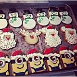 Bake Christmas Cookies