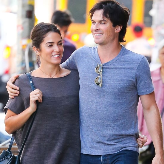 Nikki Reed and Ian Somerhalder Out in NYC September 2016