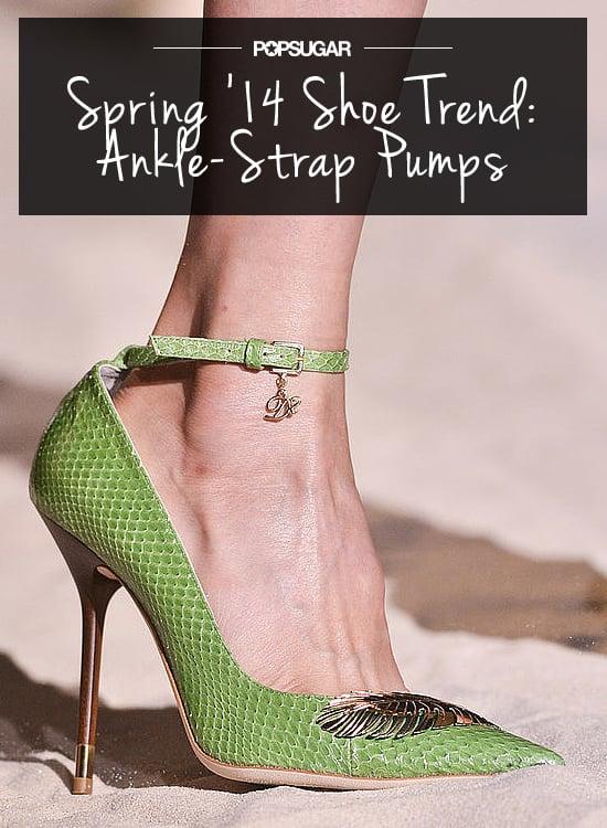 Ankle-Strap Pumps