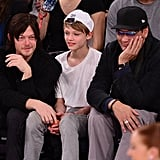 When He Took Mingus to a Knicks Game