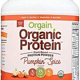 Orgain Organic Pumpkin Spice Protein Powder