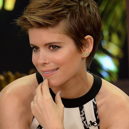Kate Mara's Short Pixie Hair